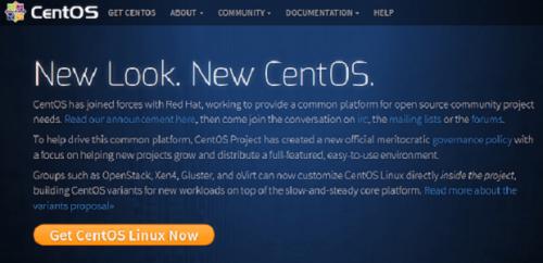 Презентована CentOS 7