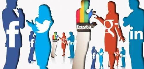 социальные сети как главный источник информации