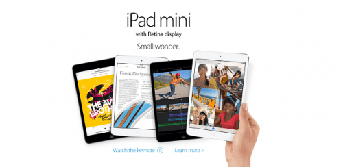 iPad mini 2013